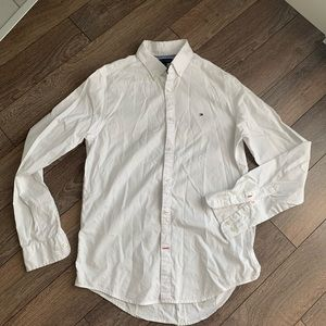 Chemise blanche très propre coupe New York fit